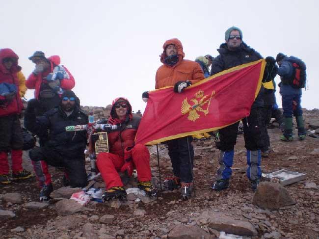 Na vrh, Milan, Tanja, Boris i Dragan_1