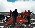 Kondorovo gnijezdo, prvi visinski kamp, 5500m._1