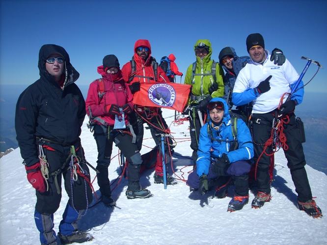 Mon Blan 4810 m (13.07.2010.)